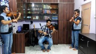 DESPACITO - Luis Fonsi and Daddy Yankee ft. Justin Bieber ( violin cover by Ankit Ahikary) Resimi