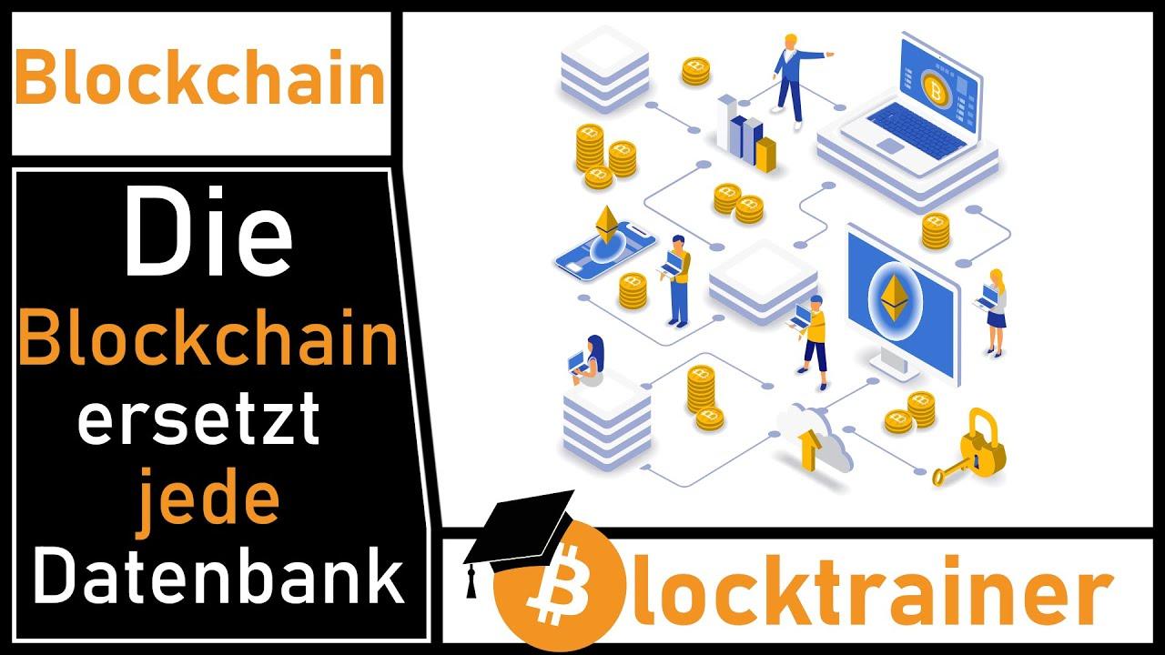 Blockchain wird alles ersetzen... Pflichtvideo!
