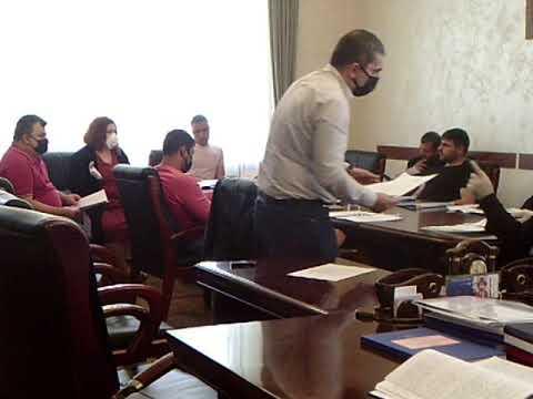 Ապարան համայնքի ավագանու 18.05.2020 արտահերթ նիստ