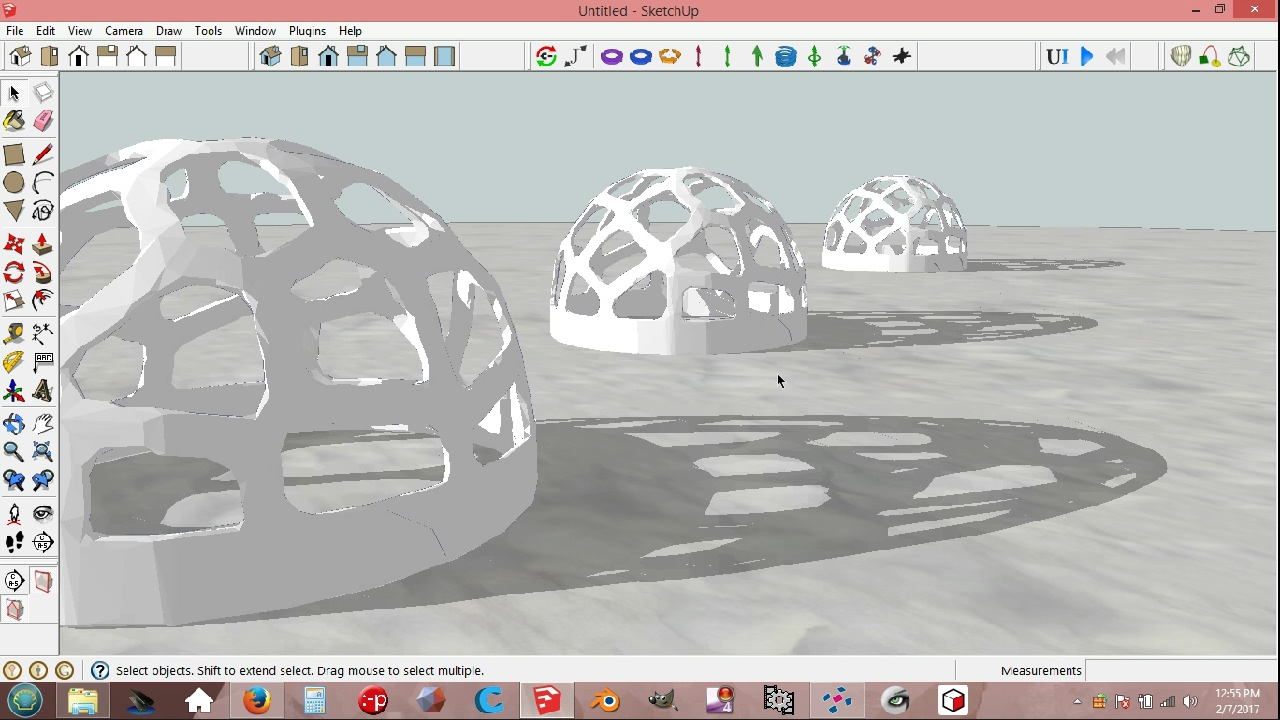 Meshlab Blender Sketchup Control Your Voronoi Like A Good Day To Tackle Complicated Tutorial Diagrams