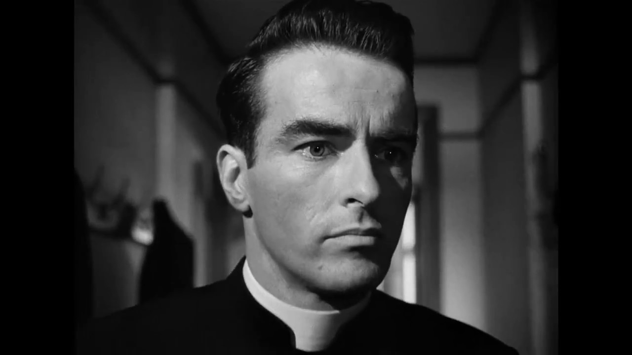 Download I Confess - Alfred Hitchcock (1953) - The Devil Tempts Me - Memorias del Cine