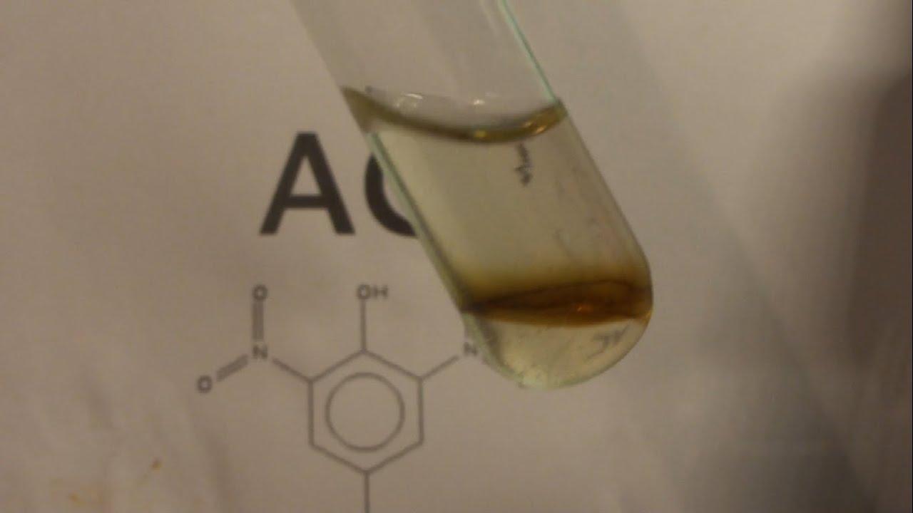 Ring Test In Chemistry