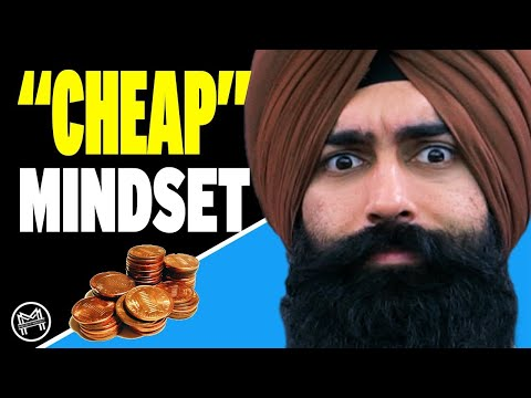 Can You Get RICH By Being CHEAP - Minority Mindset