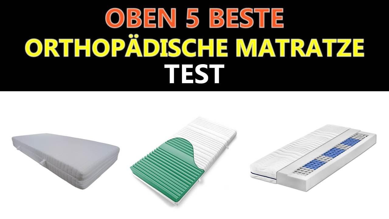 beste orthop dische matratze test 2019 youtube. Black Bedroom Furniture Sets. Home Design Ideas