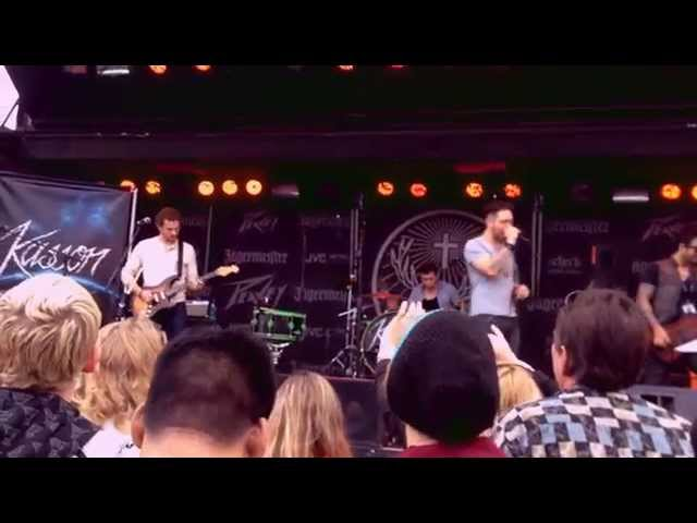 """Kasson - """"Gold"""" Live Music Video"""
