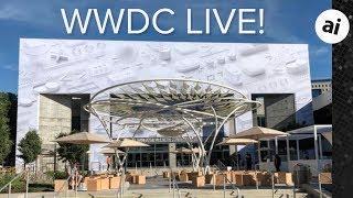 LIVE: WWDC 2018 Keynote Line!
