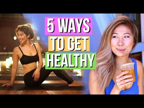 5 Ways to Get Happy, Healthy, and Motivated!