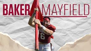 Baker Mayfield's legendary highlights from Oklahoma | College Football Mixtape