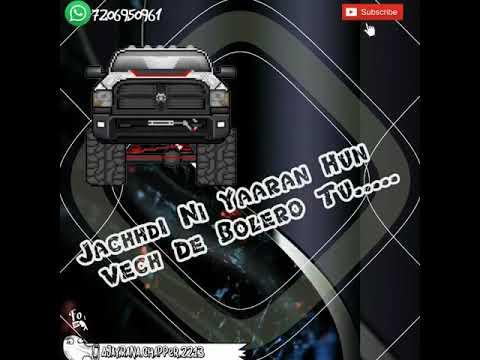 Saade keda chlde Truck-Ravinder Grewal- Letest  WhatsApp Status/Make With Viva Video