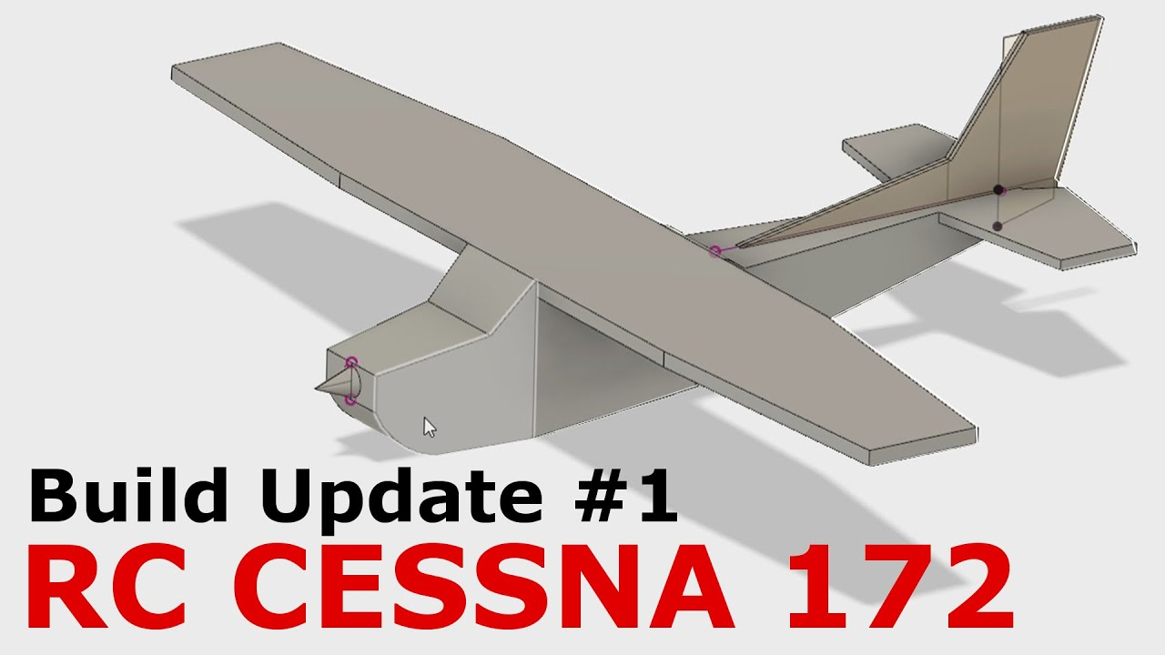 1//7 Scale Cessna 172 Skyhawk Plans and Templates 58ws