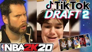 NBA 2K20 Tik Tok Draft 2
