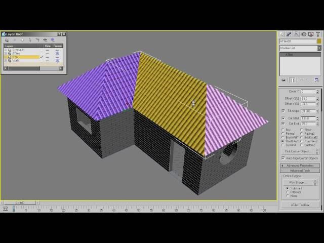 AvizStudio Tools - ATiles Demo