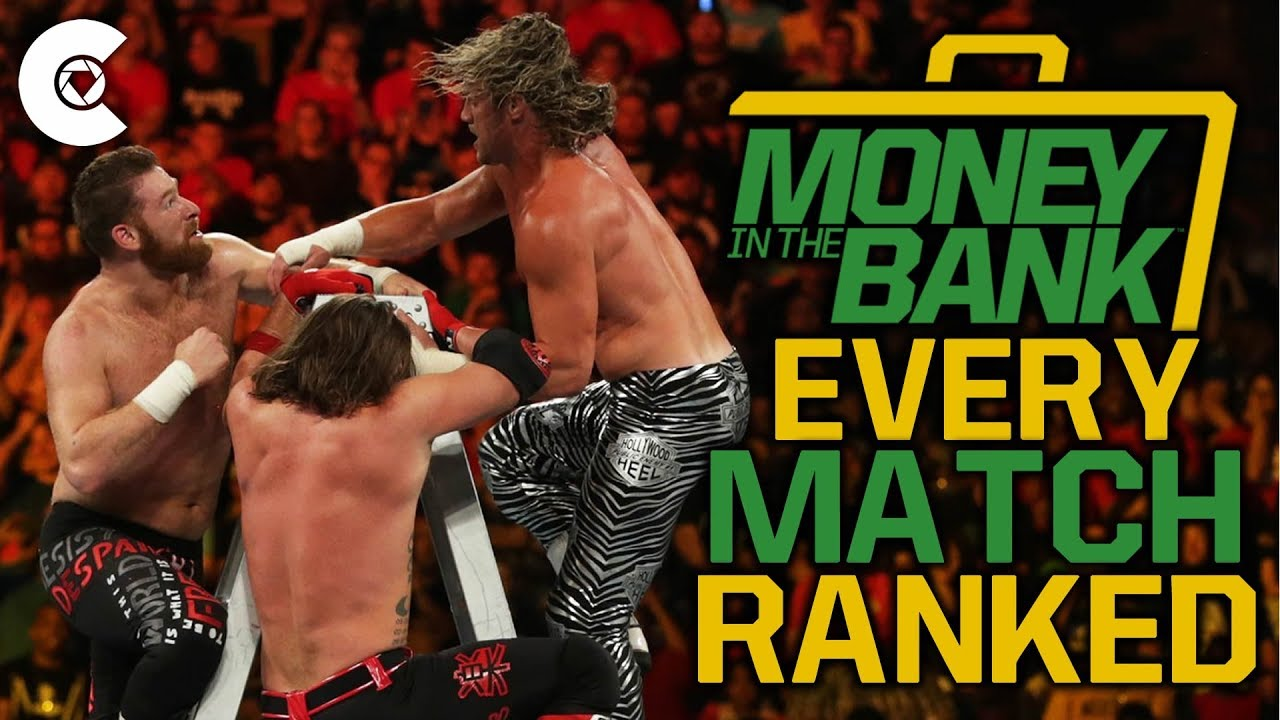 every-wwe-money-in-the-bank-match-ranked-from-worst-to-best