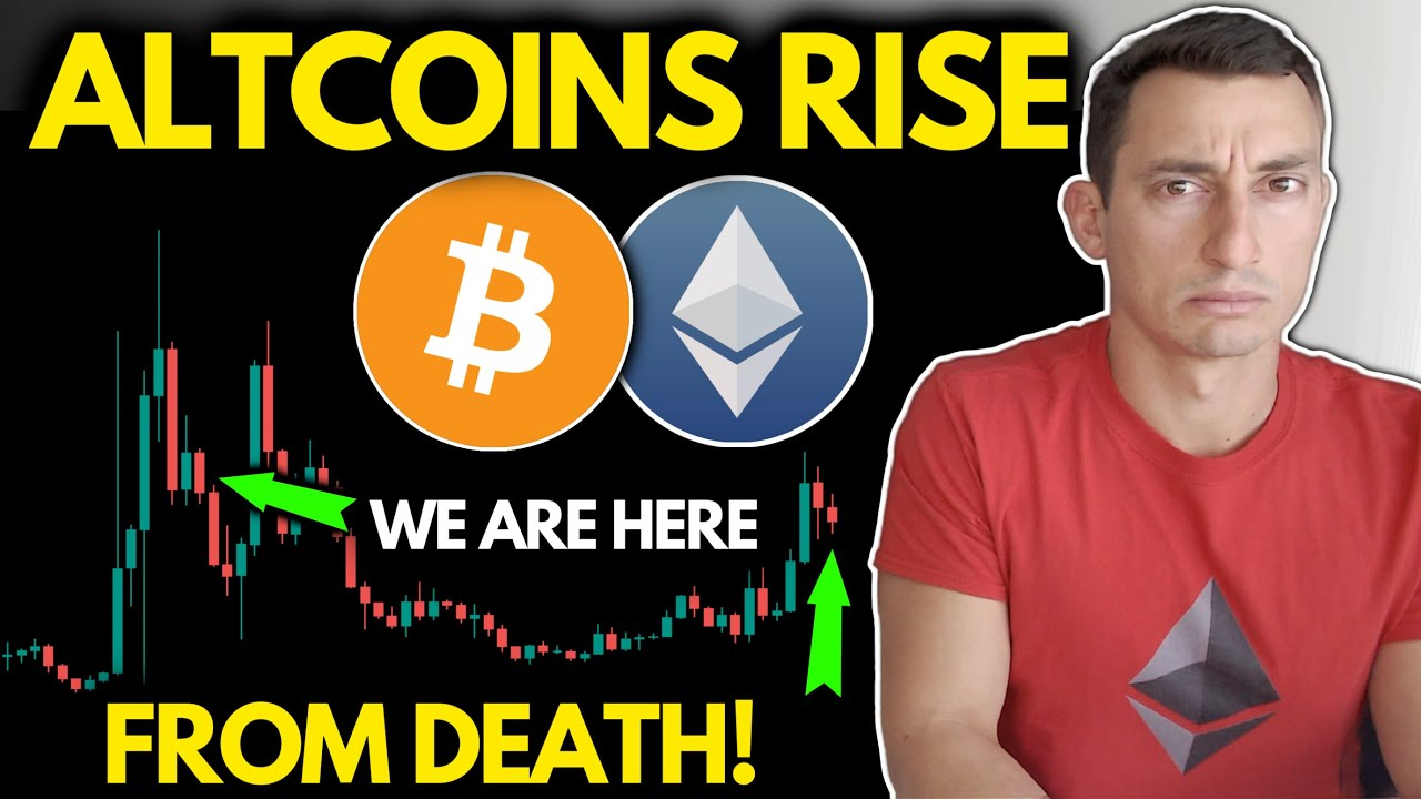 ALTCOINS RISE! DID WE MISS THE CRYPTO LOW?! 2 SIGNALS SAY NO! (Bitcoin & Ethereum Analysis)