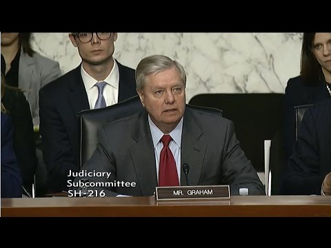 Graham Opening Statement for Hearing on Russian Interference in 2016 U.S. Election
