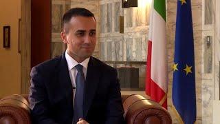 """Luigi Di Maio : """" Nous devons créer une alliance internationale pour un vaccin contre le Covid-"""
