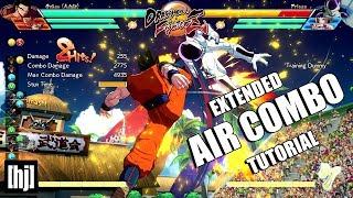 How To Perform Extended Air Combos In Dragon Ball FighterZ