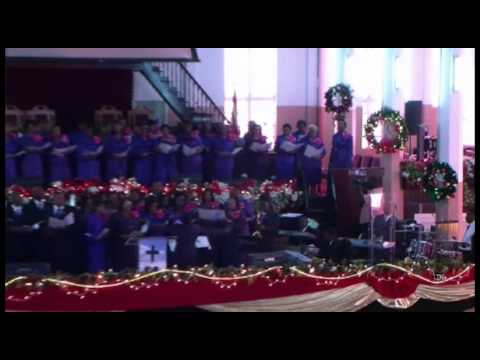 Choir Day 2012 ~ Great Is The Lord Medley.mov