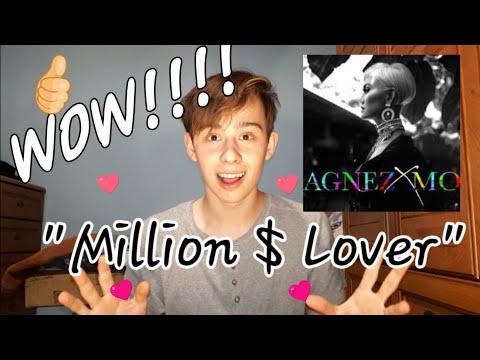 Agnez Mo - Million $ Lover (AUDIO)   REACTION