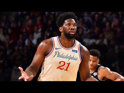 Milwaukee Bucks vs Philadelphia Sixers - Full Game Highlights | December 25, 2019 | NBA Xmas 2019-20