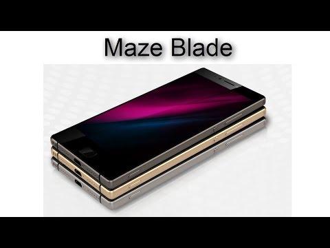 MAZE BLADE - 3GB RAM smartphone