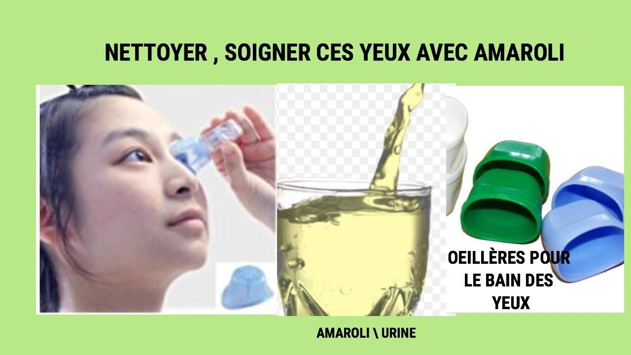 soigner les yeux