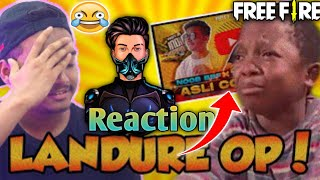 Skylord reaction on LANDURE 2.0 IS HERE - BBF    Skylord reaction on BBF video