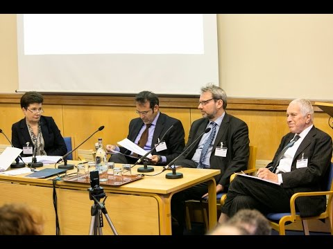 Integration or Disintegration? Session 3: Globalization, trade, financial crisis and the EU