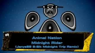 Animal Nation - Midnight Rider (Janys89 8bit Midnight Trip Remix)