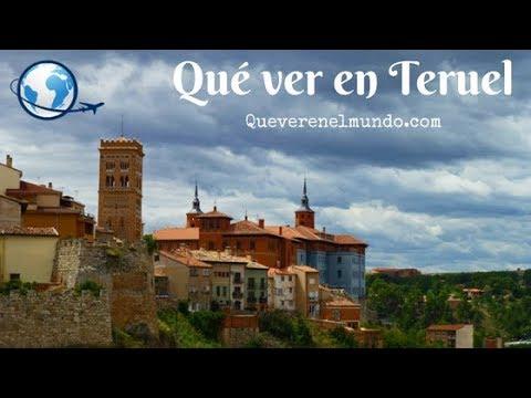 Qué ver en Teruel, Aragón