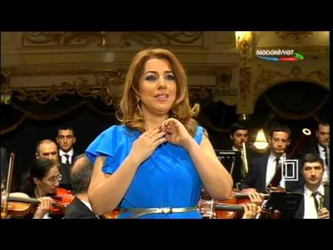 Lalə Məmmədova - Füzuli kantatası...