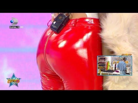 Bravo, ai stil! All Stars (19.02.) - Otilia a dat-o-n bara cu pantalonii de sex-shop!