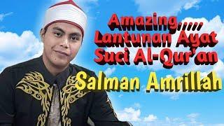 Suara emas Salman Amrillah qori internasional