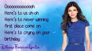 Victoria Justice - Here's 2 Us (Lyrics Video)