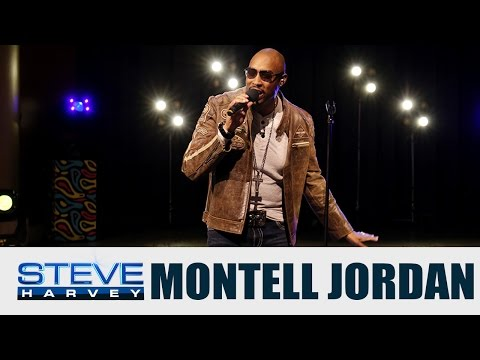 Montell Jordan performs his #1 Hit!  STEVE HARVEY