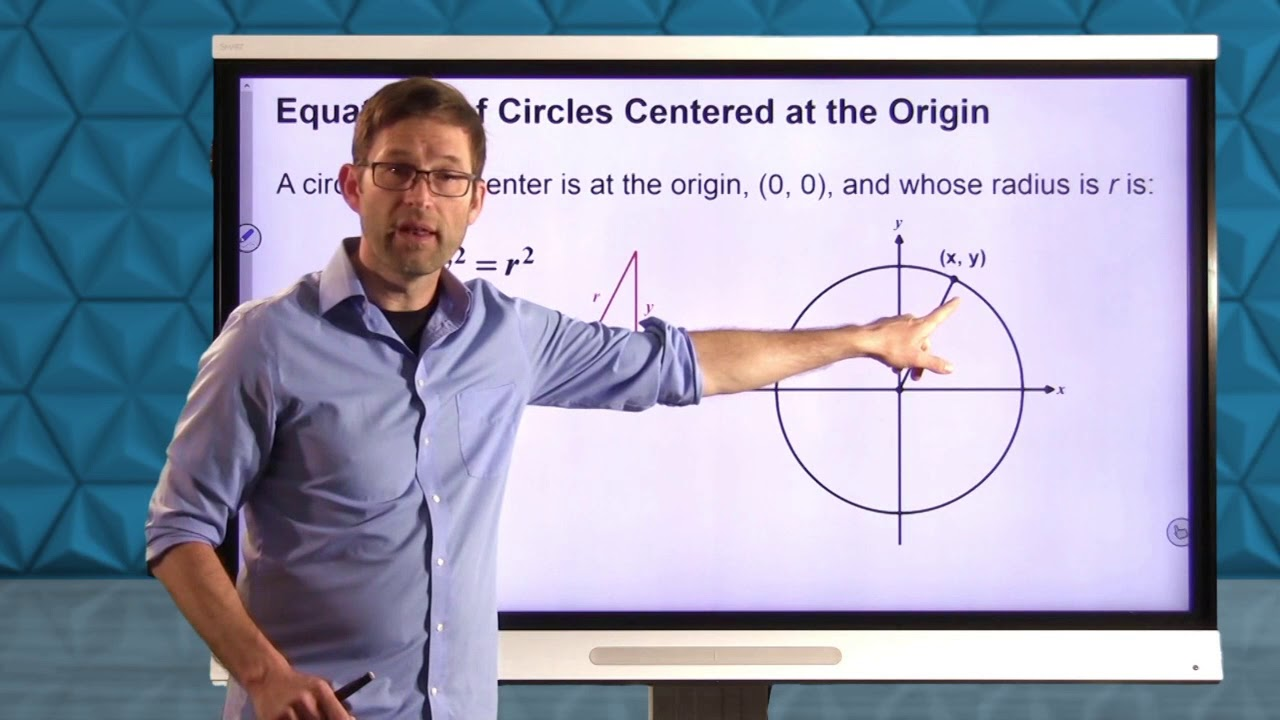 Common Core Geometry Unit #9 Lesson #9 Equations of Circles