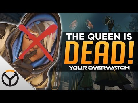 Overwatch: The Death Of Ana - New Meta Discussion