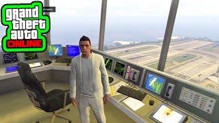 DENTRO DE LA TORRE DE CONTROL!! - Truco Entrar en 3 Segundos - GTA 5 Online 1.16