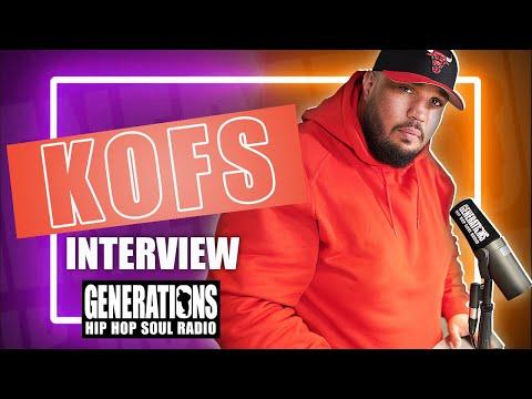 Youtube: Kofs I Interview Generations: Marseille, Alonzo, SCH, Santé & Bonheur, le cinéma… Kofs se livre!