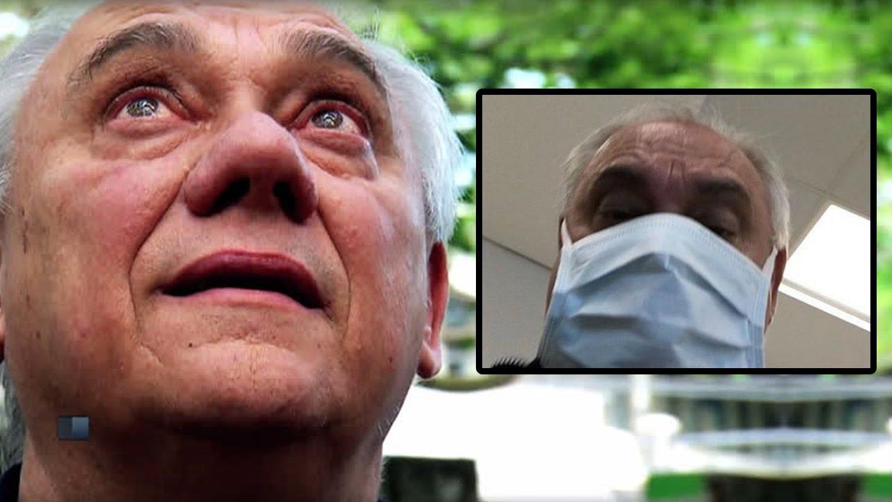 Resultado de imagem para Marcelo Rezende gravou entrevista sobre doença antes da internação