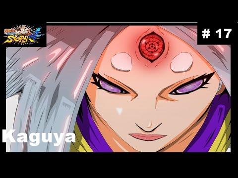 Kaguya, a Deusa Violenta part-1- Naruto Shippuden Ultimate Ninja STORM 4 #17