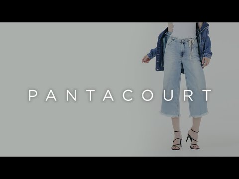 Guia Jeans - Calça Pantacourt Feminina