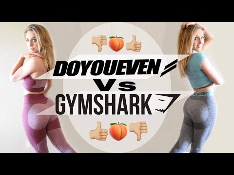 ac4e95c6a7344d DoYouEven Vs Gymshark Flex // Knockoff or Upgrade?? - YouTube