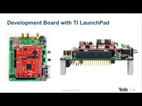 Telit Rapid IoT Development Kit: IoT Prototyping Made Easy