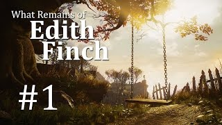 Thumbnail für das What Remains of Edith Finch Let's Play