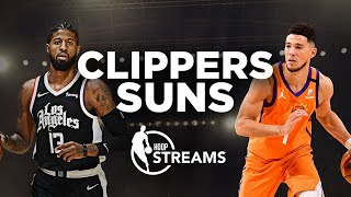 NBA Draft Lottery results, Clippers vs. Suns WCF game 2 preview | Hoop Streams