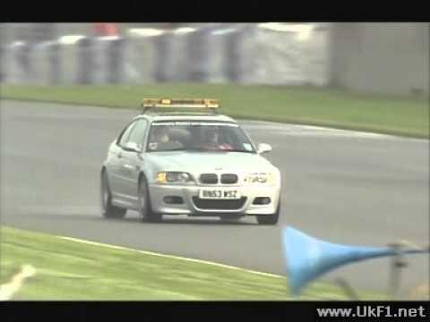 Formula BMW 04 Silverstone Round5 Harris Crashes