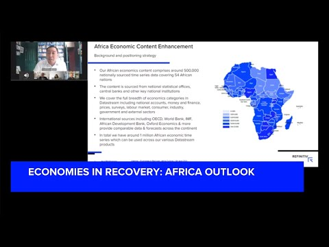 Economies in Recovery: Africa Outlook