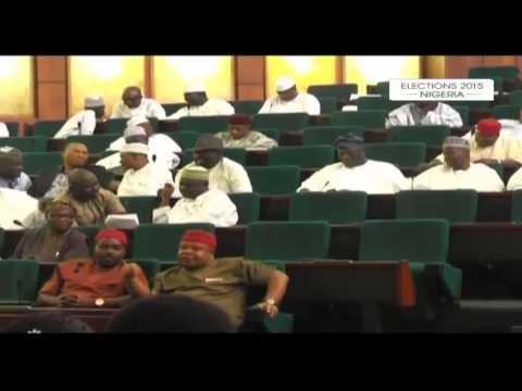How Nigeria's parliament works
