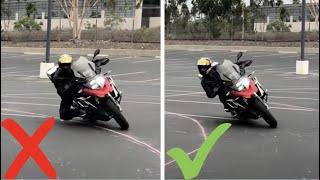 Beginner Motorcycle Rider Problems When Cornering ~ MotoJitsu